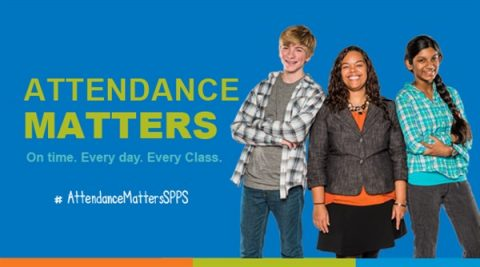 Attendance matters graphic