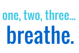 Breathe graphic