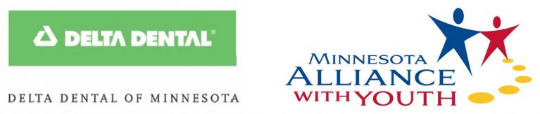 Delta Dental and MN Alliance with Youth logo