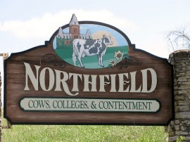 Northfield sign